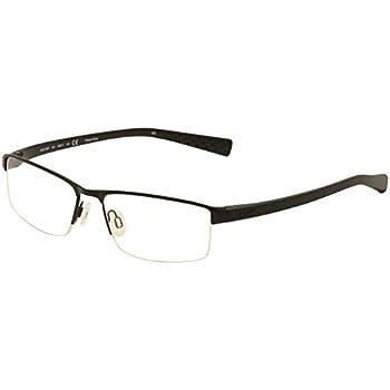 de4942c244f Amazon.com  Eyeglasses NIKE 6060 067 SATIN GUNMETAL BLACK  Sports ...