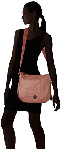 Marrón brown Tb0m5955 Bandolera Timberland Bolsos Mujer ZPYHIq