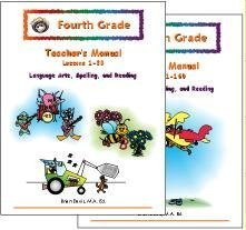 Mcruffy Press - McRuffy Press Fourth Grade Language Arts Curriculum with Handwriting Book by Brian Davis (2010-05-04)