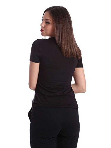 Emporio Armani Ea7 6YTT33 TJ12Z T-Shirt Femmes Noir XL