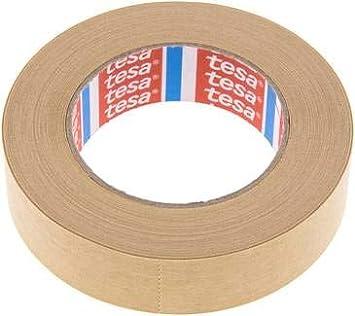 Super tesa Maler Krepp 4309 Papierabdeckband, 30 mm x 50 m: Amazon.de OO86