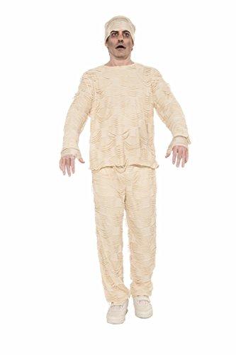 [Mummy Man Adult Costume Size Standard] (Ghost Mummy Costume)