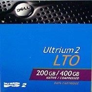 Dell N0439 200/400GB LTO 2 Tape Ultrium2 Data Cartridge by Dell