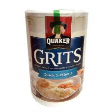 Quaker Instant Grits Real Butter 12oz - 6 Unit Pack by Quaker