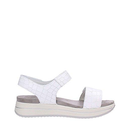 IGI&Co - Sandalias de vestir para mujer blanco