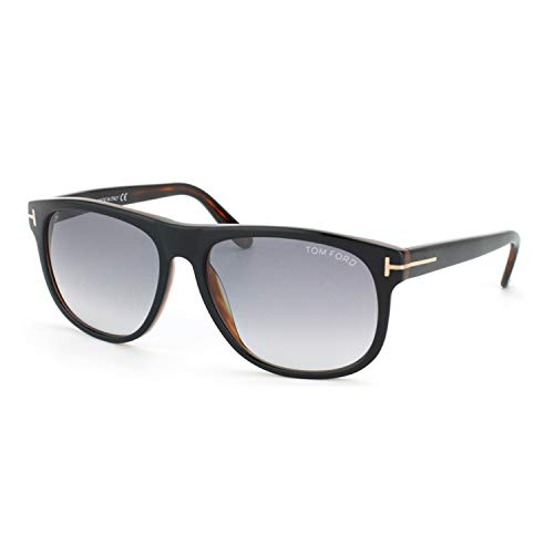 Tom Ford Sunglasses - Olivier / Frame: Dark Brown Lens: Grey Gradient (Tom Ford Sonnenbrillen Damen Sale)