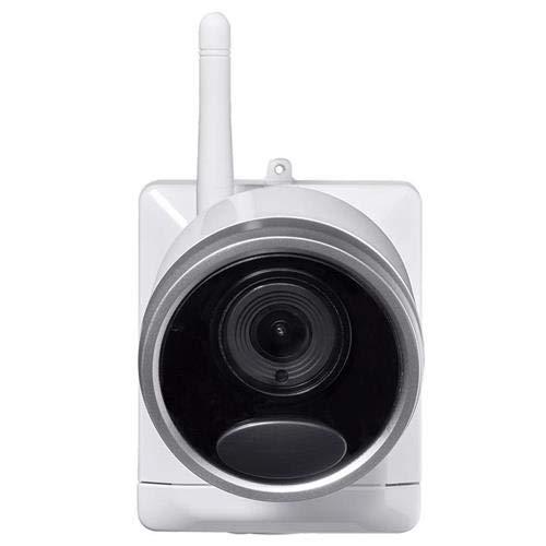 Lorex LHWF16T1C6B 6-Channel, 6-Camera Indoor/Outdoor Wire Free 1080p 1TB DVR Surveillance System White