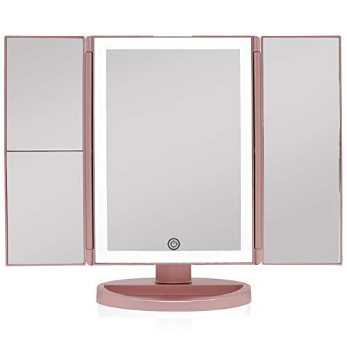 Beautyworks Backlit Makeup Vanity