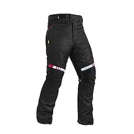 Rynox Stealth Evo Riding Pants (Black)