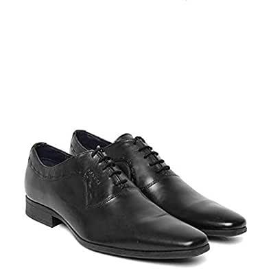 Ruosh Casual Men's Lace Up 42 EU Shoes, Black