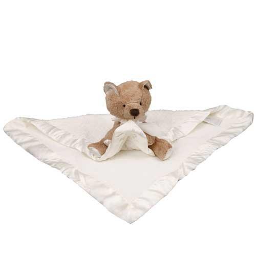 Barefoot Dreams CozyChic Barefoot Buddie - Cream/Bear (Barefoot Bear)