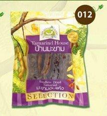 Tamarind House Seedless Dried Sweet Tamarind 200 G.