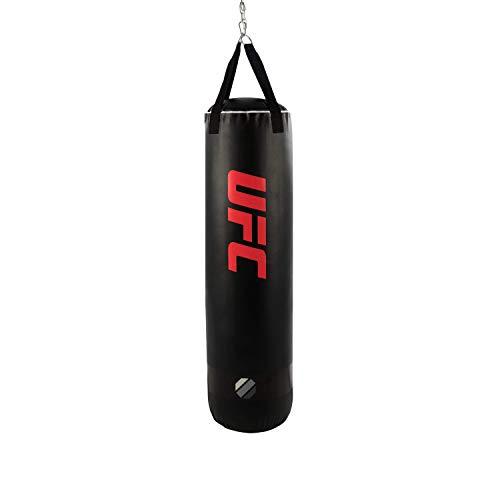 UFC Standard Heavy Bag 100Lbs - Heavy Bag, Black, 100 lb