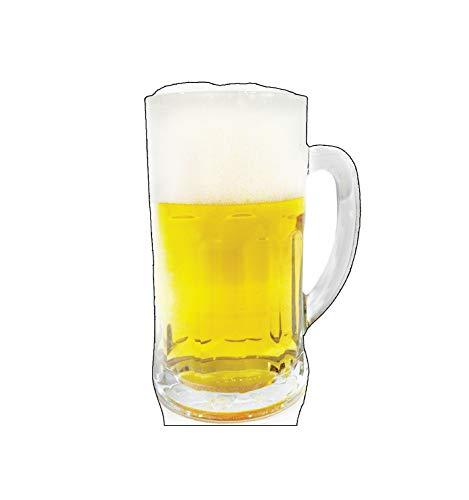 Advanced Graphics Beer Mug Life Size Cardboard Cutout Standup