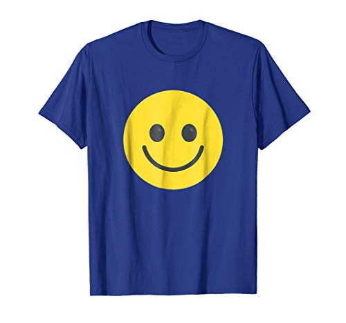 Cool Smiley Face T Shirt - Cute Happy Smile Face Tee