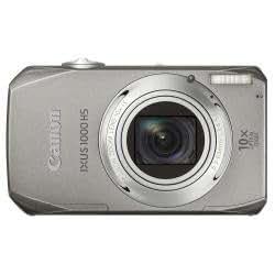 Canon IXUS 1000 HS - Cámara Digital Compacta 10 MP - Plata
