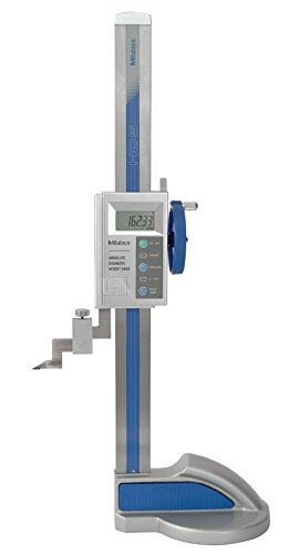Mitutoyo 570-313, HDS Digimatic Height Gage, 18'' X .0005''/0.01mm, With Output by Mitutoyo