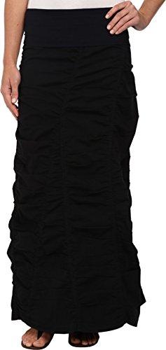 XCVI Peasant Skirt, Black SM (Women's 4-6)