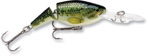 Rapala Jointed Shad Rap 04 Fishing lure (Baby Bass, Size- 1.5), Outdoor Stuffs