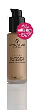 Living Nature Illuminating Foundation – Dawn Glow