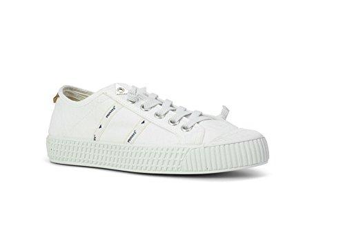 002 Privata Baskets blanco Femme Bambina Blanc w8fq0O8