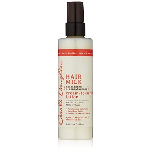 Hot Carol's Daughter Hair Milk Cream-to-Serum Lotion, 4.3 fl oz (Packaging May Vary) hot sale