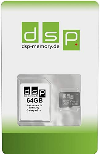 64 Gb Memory Card For Samsung Galaxy A21s Computers Accessories