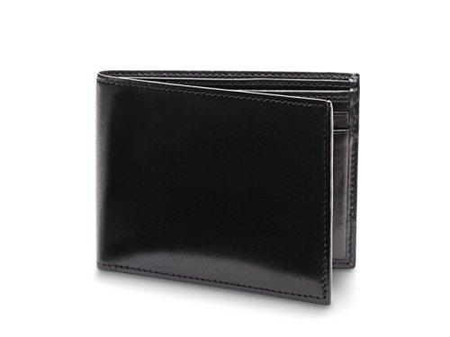 2008 Collection Handbags - Bosca Men's Old Leather Executive I.D. Wallet (Black)