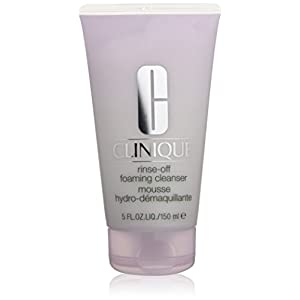 Clinique Rinse Off Foaming Cleanser, 5 Ounce