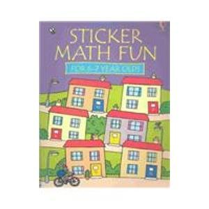 Download Sticker Math Fun (Usborne Sticker Maths) pdf