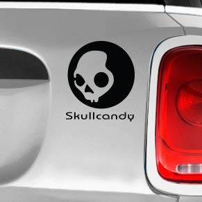 Skull Candy SK8/Surf/Snow/Water/Bike/Brands Automotive Decal/Bumper Sticker