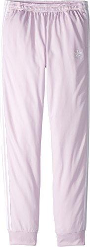 adidas Originals Kids Unisex Superstar Pants (Little Kids/Big Kids) Aero Pink - Pocket Aero Hip