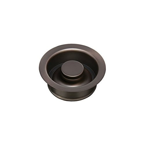 3.5'' Disposal Flange and Stopper Finish: Oil Rubbed Bronze by Thompson Traders