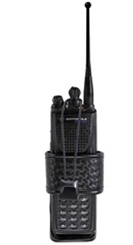 - Bianchi AccuMold Elite 7923 Adjustable Radio Holder (Basketweave Black, Size 1)