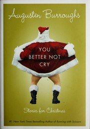 book cover of You Better Not Cry