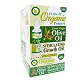 Ultimate Organic Therapy Olive Oil Stimulating Growth Oil