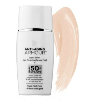 IT COSMETICS Anti-Aging Armour™ Super Smart Skin-Perfecting Beauty Fluid SPF 50+ (