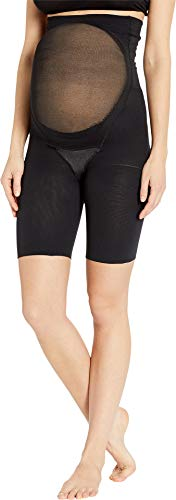 SPANX Women's Power Mama Shaper Black C