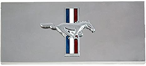 image unavailable  image not available for  color: 2005-2009 mustang  polished stainless fuse box cover