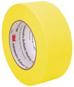 3M Automotive Refinish Masking Tape, 48 mm x 55 m (3M-6656) images