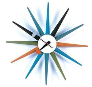 George Nelson - Reloj de pared