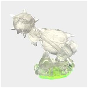Skylanders Crystal Clear Variant Wham-shell Character By ...