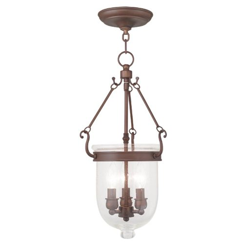 Livex Lighting Jefferson Pendant in Florida - 4