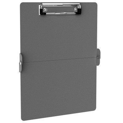 ISO Clipboard - Sports Silver (Clipboard Fold)