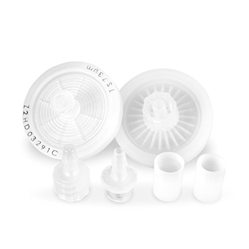 Water Filter Assembly Kit, Includes 2 Disks + 2 Ferrules + 2 Connectors (D418)