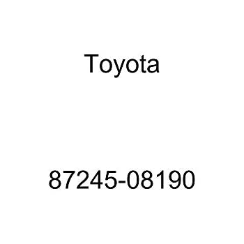 Toyota 87245-6A190 HVAC Heater Hose