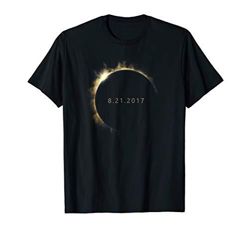 (Total Solar Eclipse Summer August 21st 2017 T Shirt)