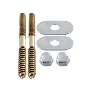 503 3120 Toilet Flange Screw Set 2/Cd (Ps2086) by LDR Industries