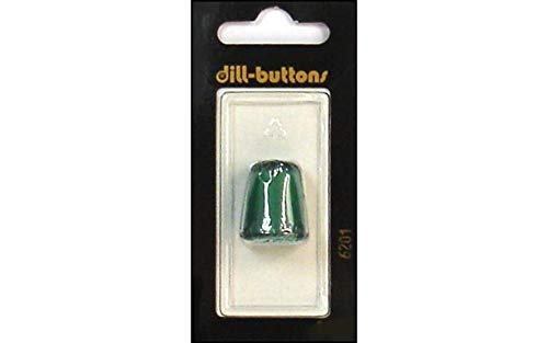 Dill Thimbles Jelly Fingers 18mm Carded Green 1 ()