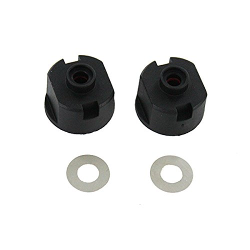 (Redcat Racing 02039 Differential Cases (2Piece))